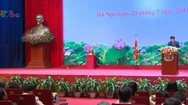 tin tức mới cập nhật trong nước, Chủ tịch nước Trương Tấn Sang phát biểu chỉ đạo tại Lễ kỷ niệm 55 năm ngày thành lập ngành Kiểm sát