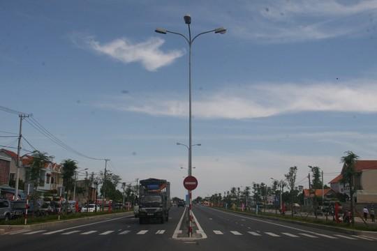 Quốc lộ 1 đầu tiên ở miền Trung đã được khánh thành