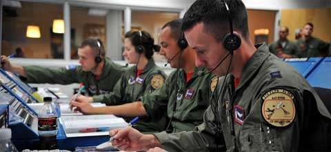 Mỹ định lập trung tâm chiến tranh không gian, theo tin tức mới cập nhật quốc tế