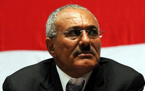 Cựu Tổng thống Yemen Ali Abdullah Saleh