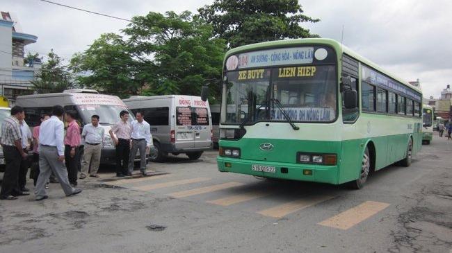Sở Giao thông Vận tải TP.HCM sẽ tăng thêm 346 chuyến xe buýt