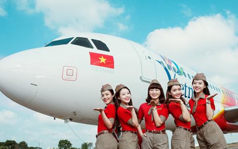 Đường bay mới của VietJet sẽ kết nối Hà Nội với Thủ đô Đài Bắc của Đài Loan từ ngày 1/2/2016