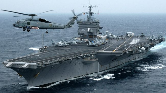 Các tàu chiến của Mỹ sẽ trở thành các tàu sân bay di động theo tin tức mới cập nhật hôm nay