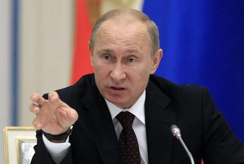 Tổng thống Nga Putin ký quyết định trả đũa phương Tây