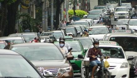 TP HCM phân luồng giao thông nhiều tuyến đường