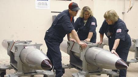 Bom hạt nhân B61- Mod 12