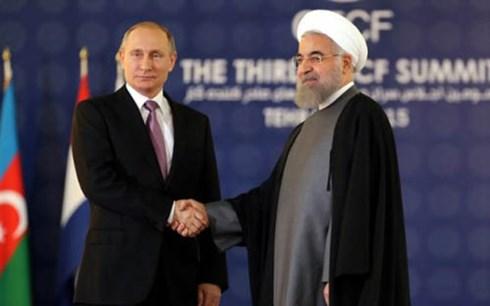 Nga và Iran hợp tác chống khủng bố và giải quyết khủng hoảng Syria