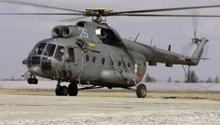 Máy bay chiến đấu Mi-8