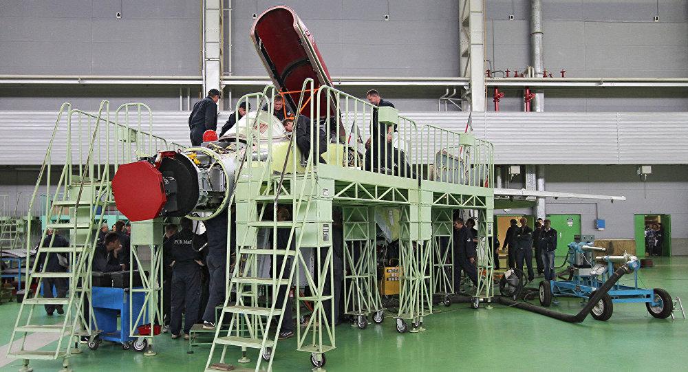 Nga phát triển chiến đấu cơ bay nhanh hơn tên lửa