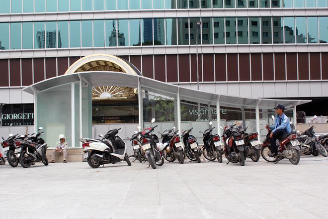 Hệ thống ngầm dưới quảng trường đi bộ Nguyễn Huệ đã hoàn thành là tin tức mới cập nhật