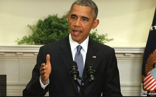Tổng thống Obama cho phép các gia đình con tin Mỹ trả tiền chuộc
