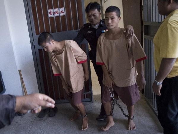 Hai công dân Myanmar bị kết án tử hình