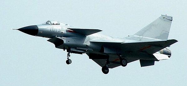 Máy bay chiến đấu J-10 hiện đại của Trung Quốc