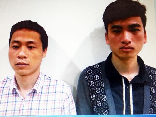 Hai đối tượng tung tin đồn nữ sinh bị giết, hiếp dã man tại cơ quan công an