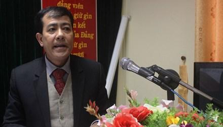 Ông Vũ Trung Thông, Giám đốc đối ngoại Công ty Bảo hiểm Prudential Việt Nam