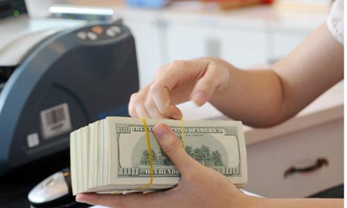 Số tiền tương đương 1,3 tỷ USD được dùng để bù đắp thiếu hụt ngân sách tạm thời