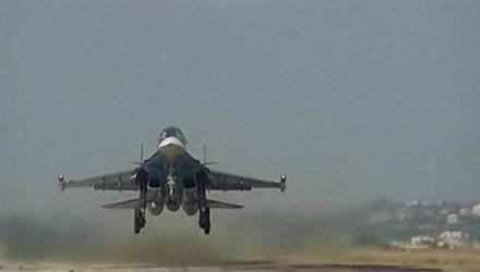 Israel không bắn hạ chiến đấu cơ Nga 'đi lạc' không phận
