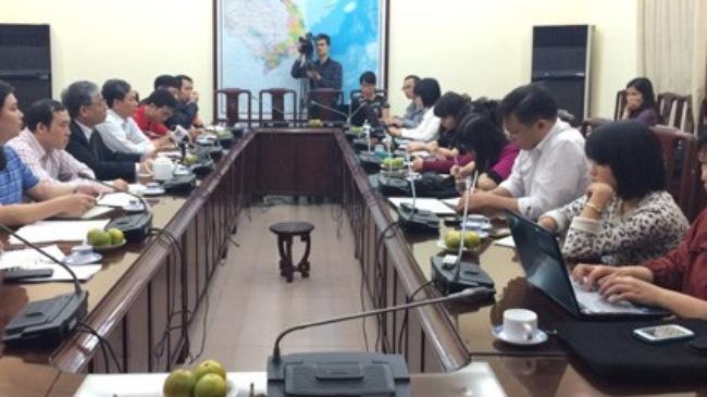 Bộ LĐ-TB&XH tổ chức Họp báo giải thích về Luật BHXH