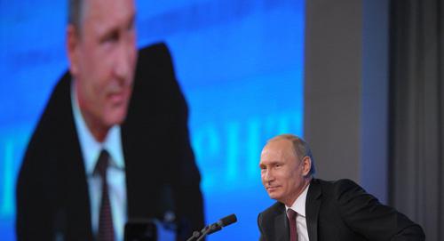 tin tức mới cập nhật hôm nay: Chiều nay, Tổng thống Nga V.Putin tổ chức họp báo thường niên