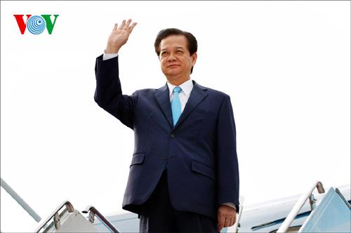 tin tức mới cập nhật: Thủ tướng Nguyễn Tấn Dũng dự Hội nghị GMS tại Thái Lan