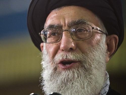 Lãnh đạo tối cao của Iran, ông Ayatollah Ali Khamenei