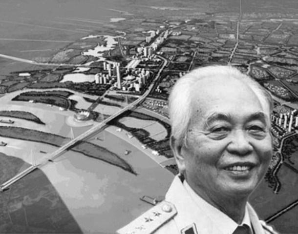 tin tức mới cập nhật: Gắn biển đường Võ Nguyên Giáp vào ngày khánh thành cầu Nhật Tân