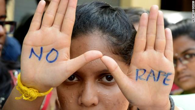 Vụ hiếp dâm mới đây nhất tại Ấn Độ đã dấy lên làn sóng phẫn nộ của người dân nước này
