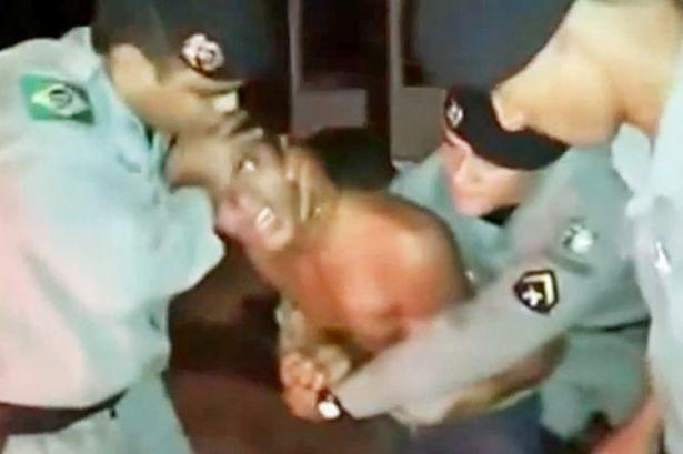tin tức mới nhất, cảnh sát túm đầu nghi phạm và thực hiện lễ trừ tà
