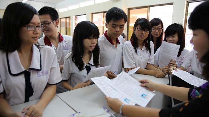 Các trường áp dụng nhiều chính sách mới để thu hút thí sinh trong kỳ thi THPT Quốc gia 2015