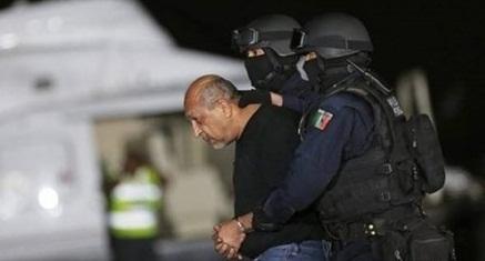 Bắt giữ trùm ma túy bị truy nã gắt gao nhất Mexico mà không tốn một viên đạn