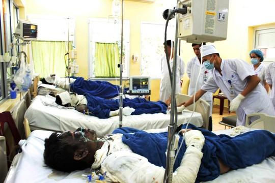 Trong những tin tức pháp luật 24h qua có vụ 6 người bị bỏng bí ẩn ở Quảng Ninh