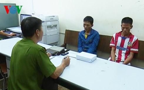 Bắt 2 đối tượng vận chuyển  2.000 viên ma túy tổng hợp ở Sơn La là một trong những tin pháp luật 24h qua