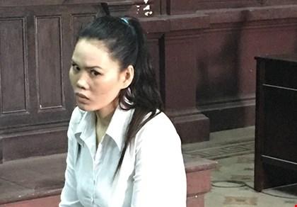 Trần Thị Mỹ Diệu (35 tuổi, ngụ phường Quyết Thắng, TP Biên Hòa)