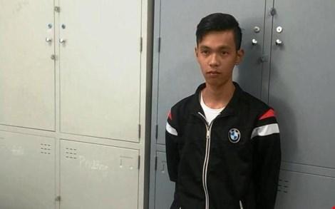 Phan Hồng Thạch (23 tuổi, quê Phú Yên)