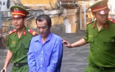 Yêu râu xanh Bùi Văn Giàu lãnh án vì hiếp dâm trẻ vị thành niên đang mang bệnh tâm thần.