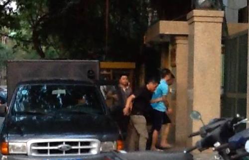 Đội tượng bị bắt giữ sau hai tháng trốn chạy