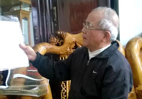 ông Nguyễn Văn Hợi, Phó trưởng Công an thị xã Hà Tĩnh (nay là Công an thành phố Hà Tĩnh)