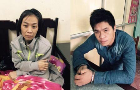 Trong những tin tức pháp luật mới nhất hôm nay có vụ bắt giữ đôi tình nhân chuyên bán ma túy quanh trại giam.