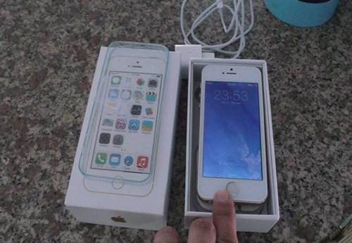 Chiếc iPhone Trung Quốc nạn nhân bị lừa mua với giá gần 7 triệu đồng, theo những tin pháp luật mới nhất trong ngày