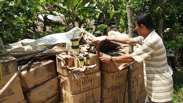 Xử phạt công ty sở hữu 27 tấn mỹ phẩm hết hạn sử dụng ở Trà Vinh là một trong những tin pháp luật mới nhất hôm nay