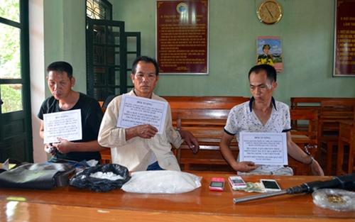 Những tin tức pháp luật mới nhất hôm nay đề cập đến vụ bắt giữ 3 người Trung Quốc đưa ma túy đá vào Việt Nam