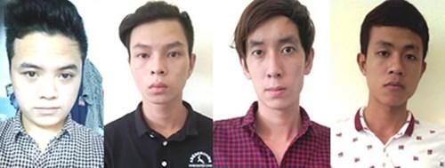 4 đối tượng trong băng cướp là tin tức pháp luật online mới nhất trong ngày.