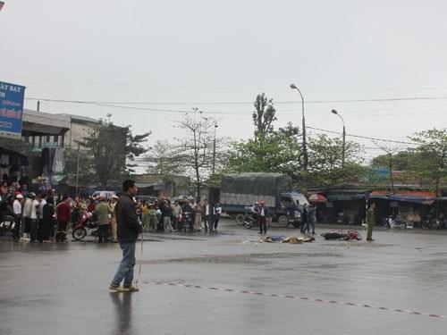 Tin tức tai nạn giao thông mới nhất tại Hà Tĩnh, trưa ngày 11/3 xảy ra một vụ tai nạn thương tâm