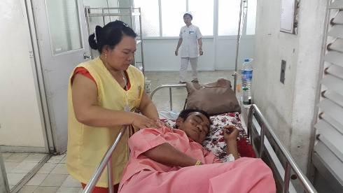 Trong những tin tức thời sự 24h hôm nay có việc sức khỏe của ông Huỳnh Văn Nén đã diễn biến tốt hơn