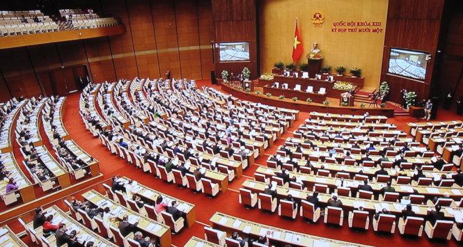 Trong những tin tức thời sự 24h hôm nay có việc Sáng 2-4, các đại biểu Quốc hội sẽ bỏ phiếu kín bầu tân Chủ tịch nước