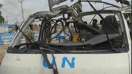 Ít nhất 9 người thiệt mạng trong một vụ đánh bom xe chở nhân viên Liên hợp quốc là tin quốc tế mới nhất trong ngày