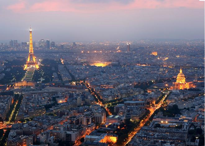 Cảnh sát Pháp đã ngăn chặn thành công âm mưu khủng bố của 1 nam thanh niên