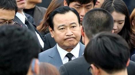 Thủ tướng Hàn Quốc tuyên bố từ chức sau những cáo buộc tham nhũng, nhận hối lộ