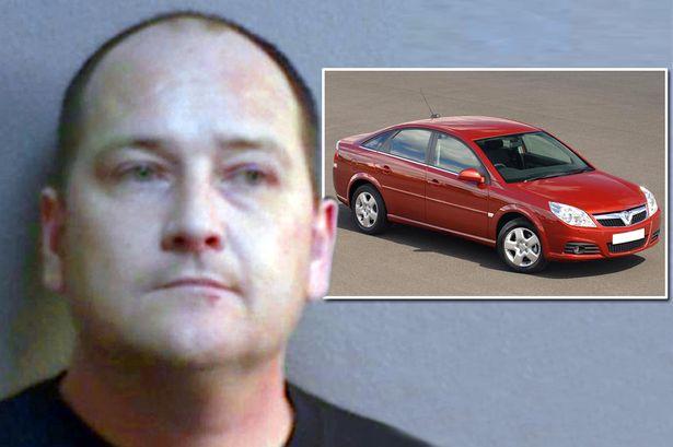 Health Vosper phải lĩnh 10 năm tù cho tội danh lái xe ẩu và gây thương tích cho cảnh sát , theo tin tức mới nhất. Ảnh Mirror