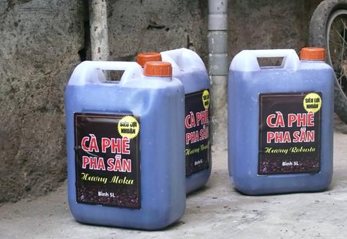 'Tinh chất' biến nước lã thành cà phê